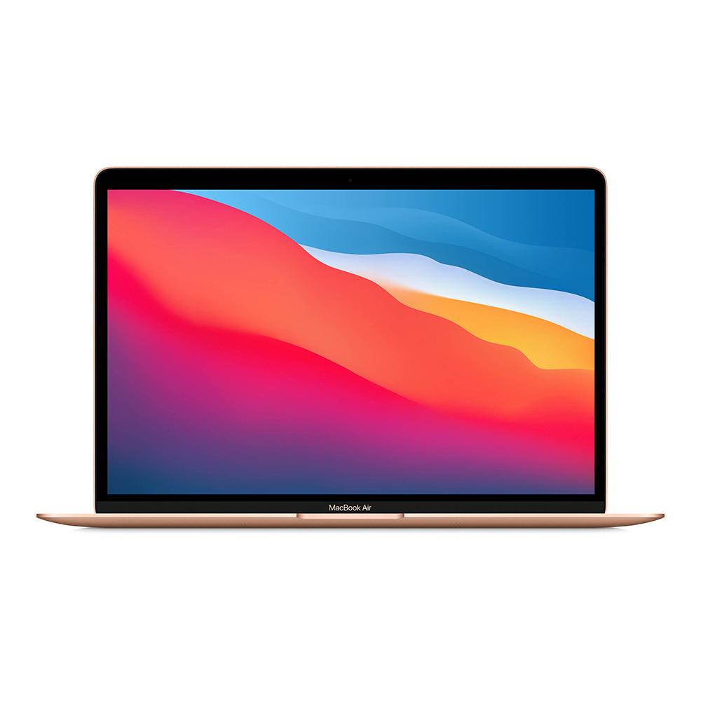 Macbook Air 2021 13in M1 8GB 256GB Gold MGND3LL/A - MacZone.vn